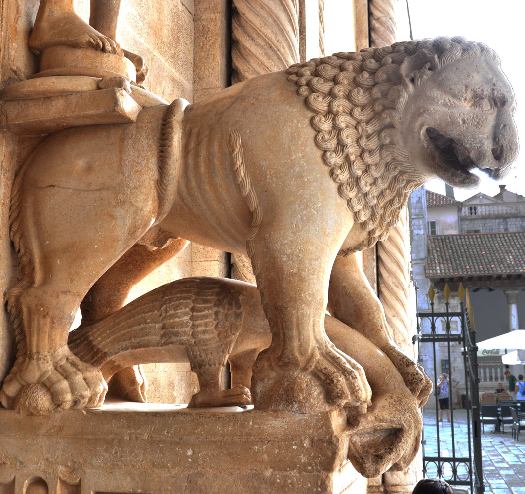The Lion Symbol In Christian Iconography
