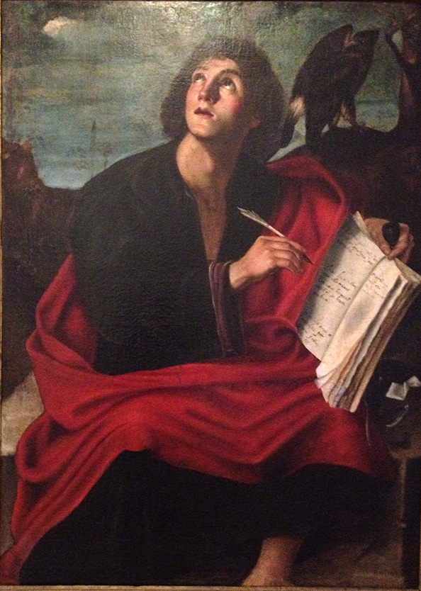 St  John the Evangelist in Art