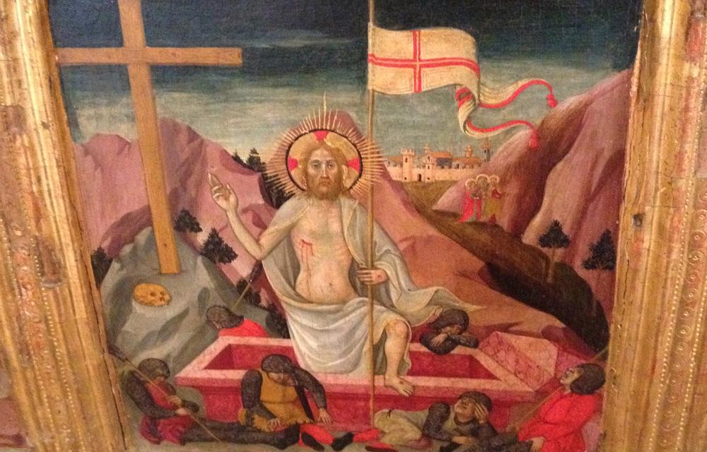 the resurrection in art