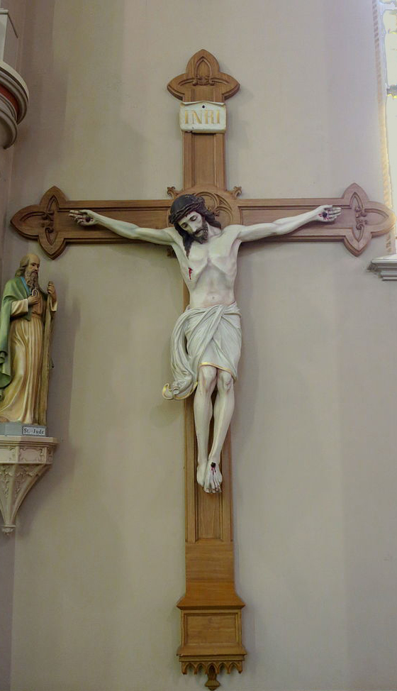 Crosses and Crucifixes in Christian Art: Historical Study
