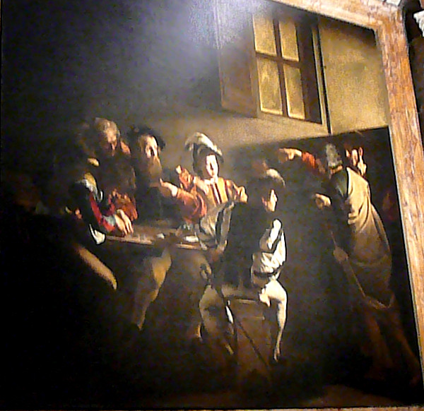 an essay on the calling of st matthew The incident in question, the calling of matthew, also known as levi, connects meaningfully with francis' account of his calling to be a priest at the age of 17 on the feast of st matthew.