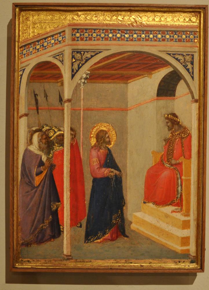jesus trials in art