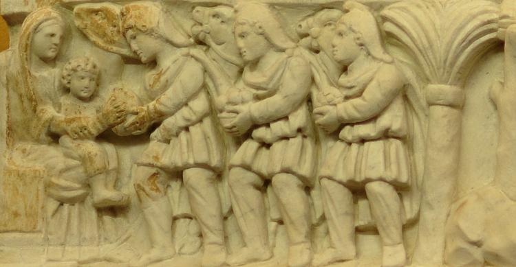 Epiphany: Adoration of the Magi