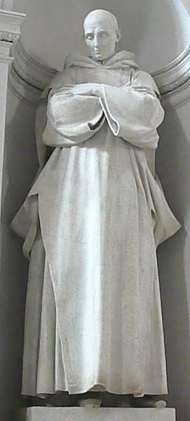 St Bruno Jean Antoine Houdon